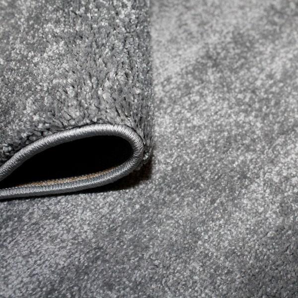 D-sign Matta Milano Collection Como Mörkgrå Black 120x170