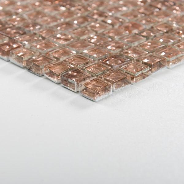 Mosaik D-sign Kristall Rose Gold Rosa