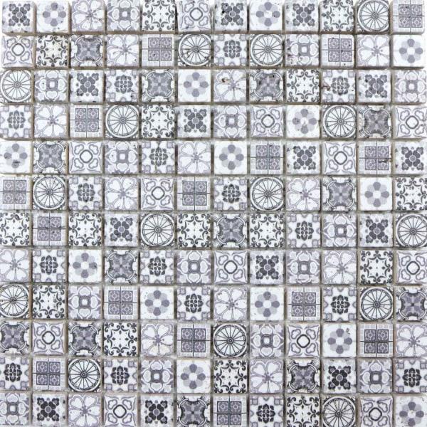 Mosaik D-sign Marrakech Cold multifärg