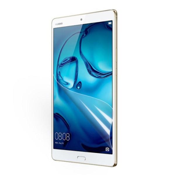 Clear LCD Skärmskydd för Huawei MediaPad M3
