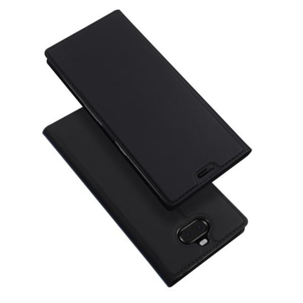 DUX DUCIS Skin Pro Plånboksfodral Sony Xperia 10 Plus Svart