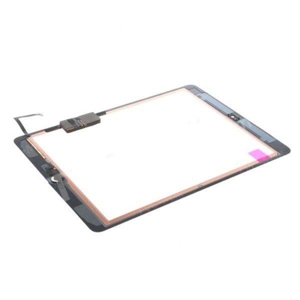 iPad Air glas komplett, svart - OEM