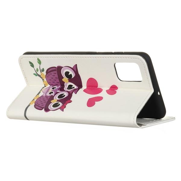 Plånboksfodral för Huawei P40 Pro - Ugglor