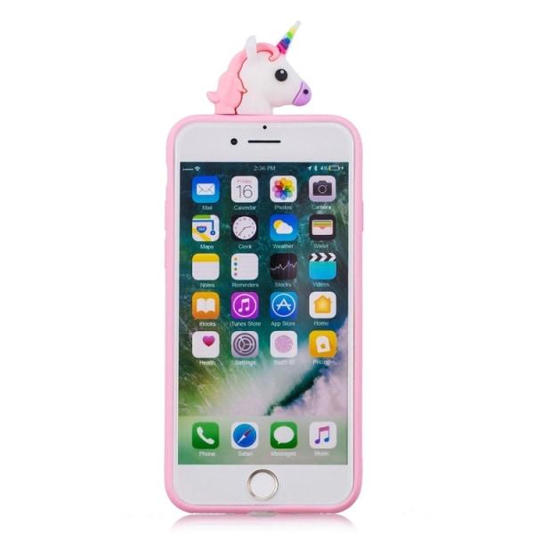 Stöttåligt Skal till iPhone 7/8 - Enhörning