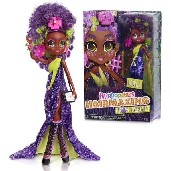 Hairdorables Hairmazing Fashion Dolls - Kali