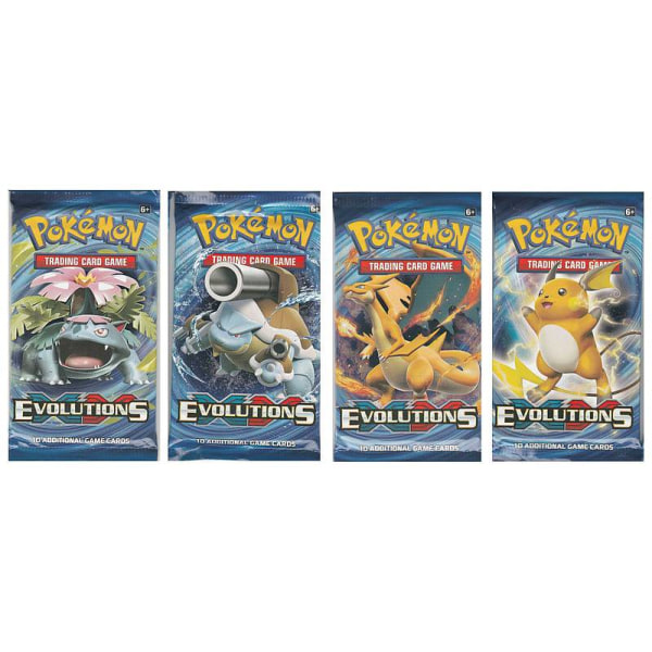 Pokemon XY Evolutions Booster Pack
