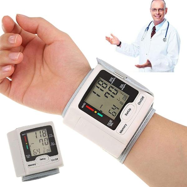 Manschett för Blodtrycksmätare, Digital