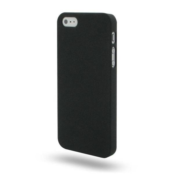 Apple Iphone 4 4S Skal Skydd Matte Case Svart Svart