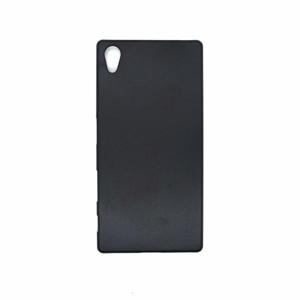 Sony Xperia Z5 skydd skal fodral matte case Svart