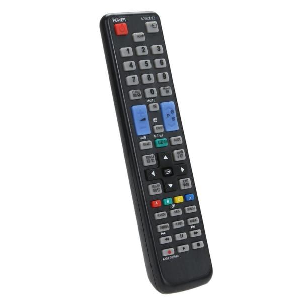 Universal fjärrkontroll AA59-00508A Samsung TV LED Svart