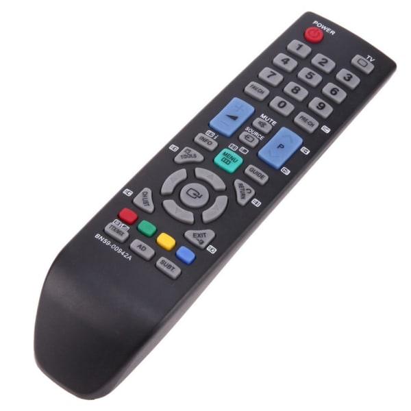 Universal fjärrkontroll BN59-00942A Samsung TV LED Svart