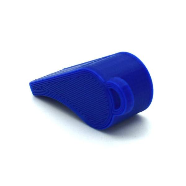 Visselpipa PLA plast 118+ Db blå Blå
