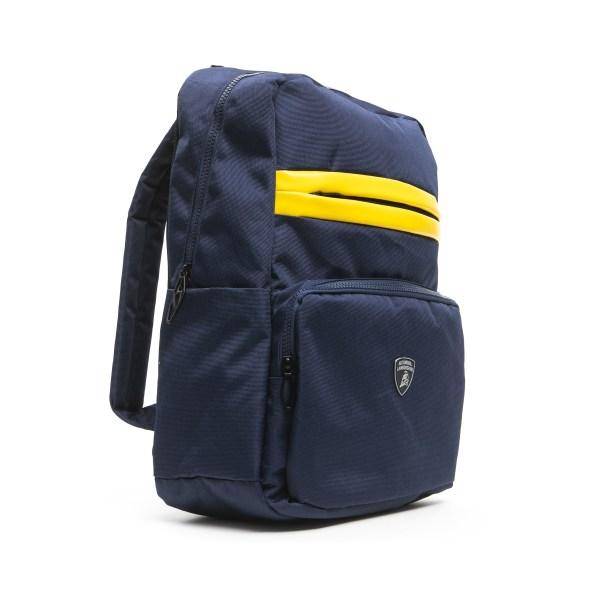 Backpack Blue Lamborghini Man Unique