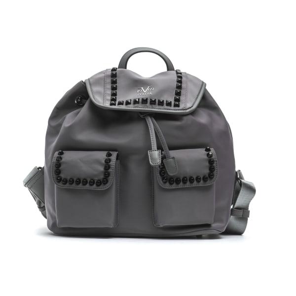 Backpack grey Versace 19v69 Woman Unique