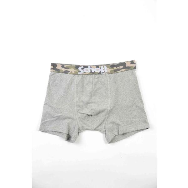 Boxer grey Schott Man XL
