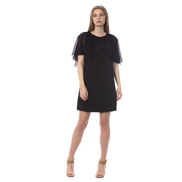 Dress Black Trussardi Woman 38
