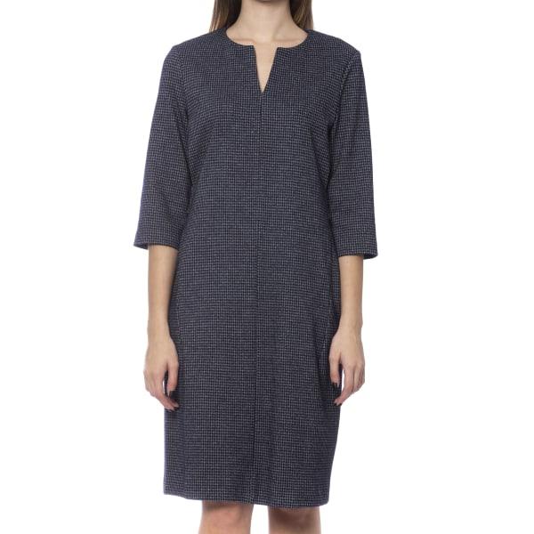 Dress Blue Peserico Woman UK 6 - XS