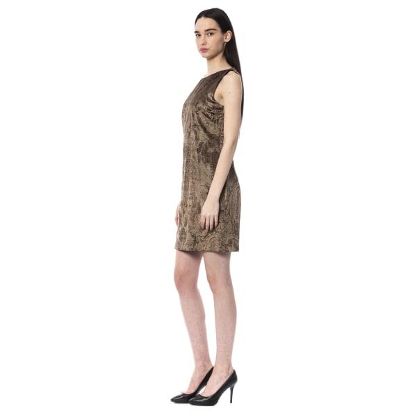 Dress Brown Byblos Woman 42