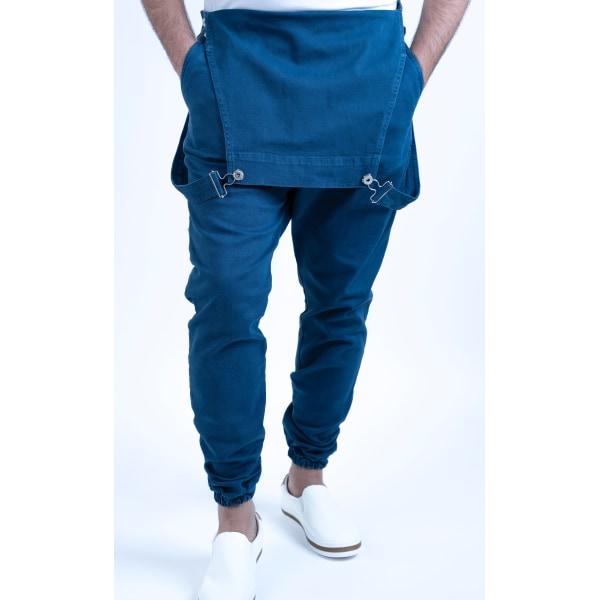 Harem jeans Blue Edonii Man