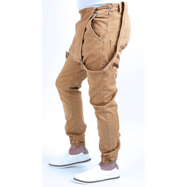 Harem jeans Camel Edonii Man