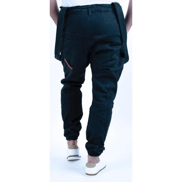Harem jeans Green Edonii Man