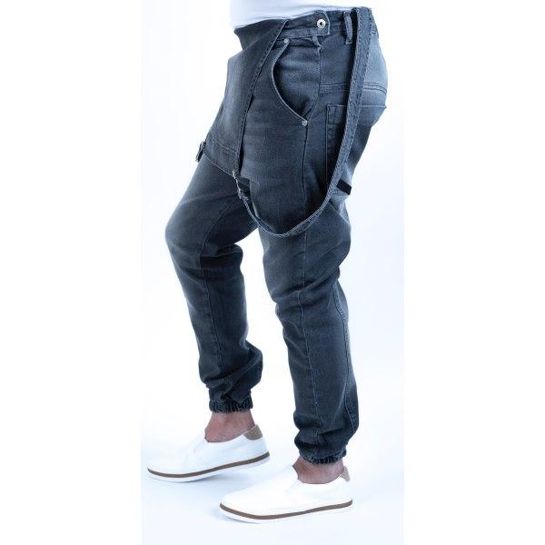 Harem jeans grey Edonii Man