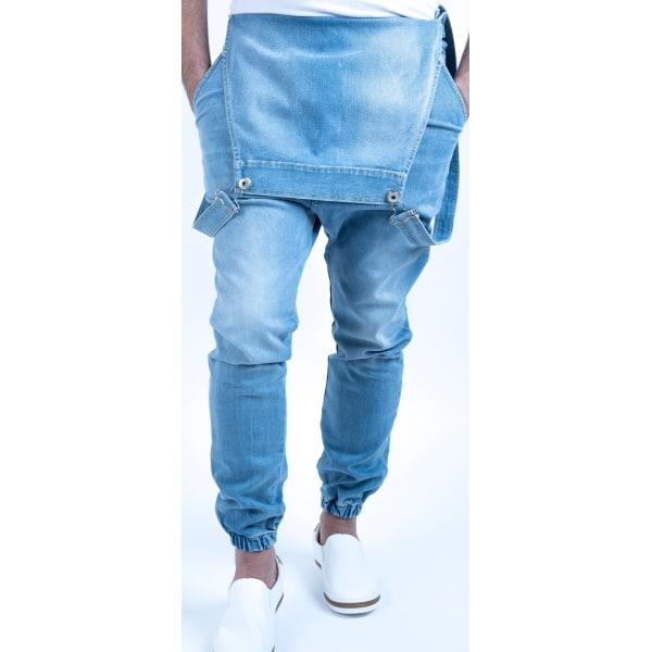 Harem jeans Light Blue Edonii Man