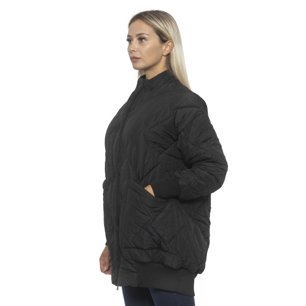 Jacket Black Alpha Studio Woman 44