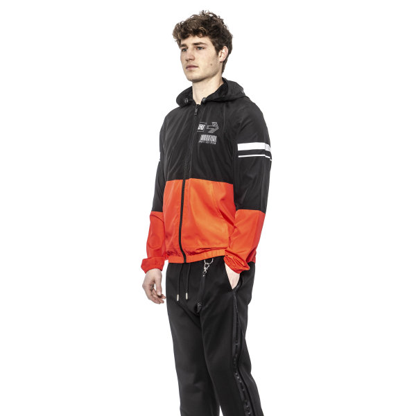 Jacket Black Les Hommes Man M