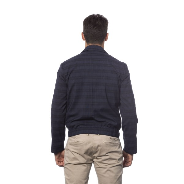Jacket Blue Verri Man 54