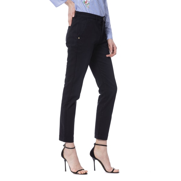 Jeans Black Silvian Heach Woman W28