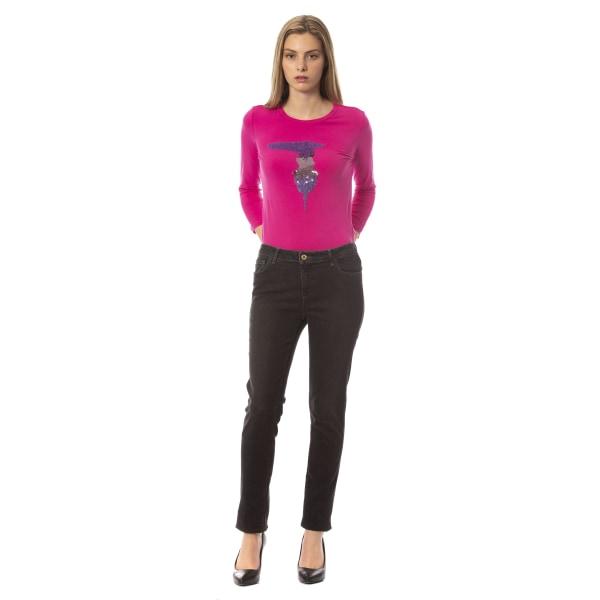 Jeans Black Trussardi Woman W35