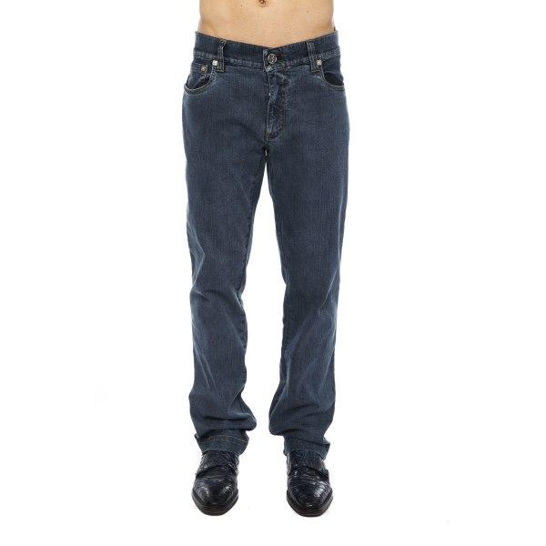 Jeans Blue Billionaire Man W36