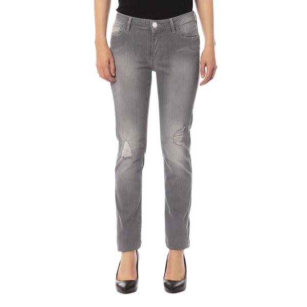 Jeans grey Trussardi Woman W32