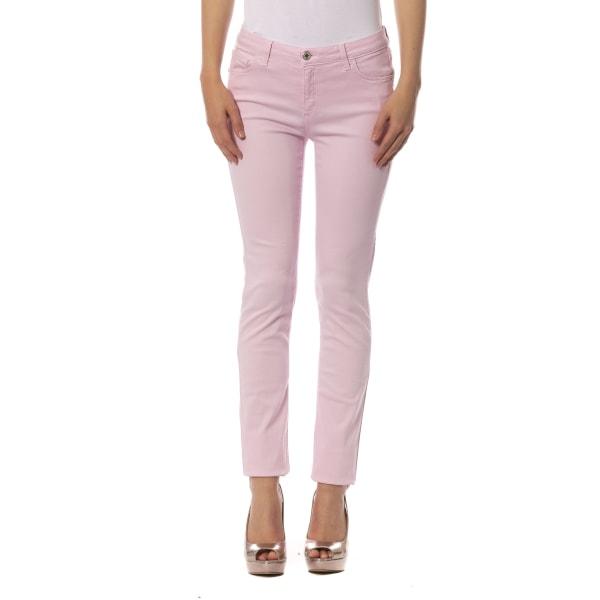 Jeans Pink Trussardi Woman W34