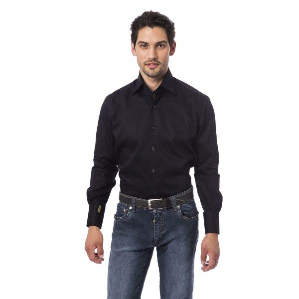 Long sleeves shirt Blue Billionaire Man 45