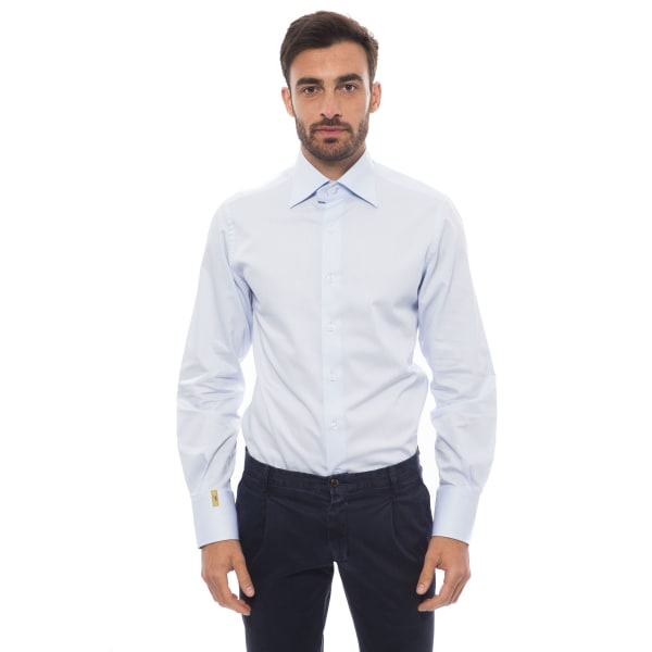 Long sleeves shirt Light Blue Billionaire Man