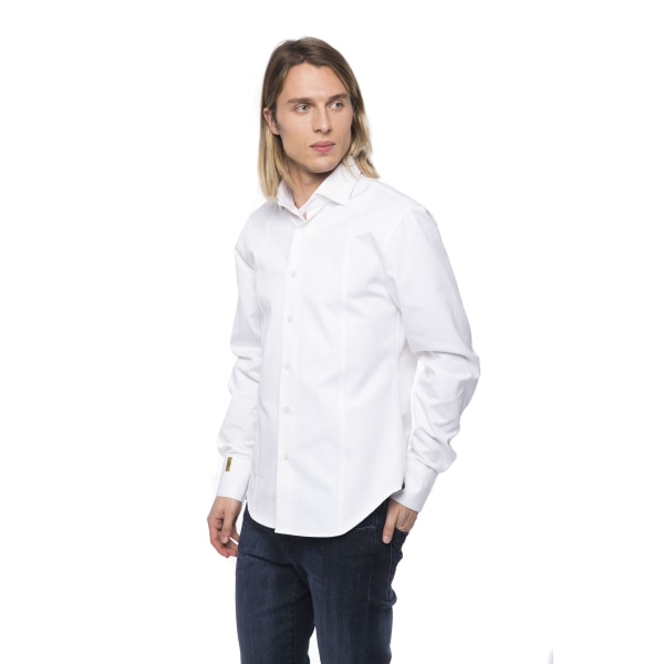 Long sleeves shirt White Billionaire Man