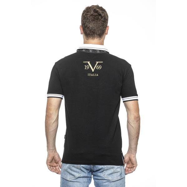 Polo Black Versace 19v69 Man