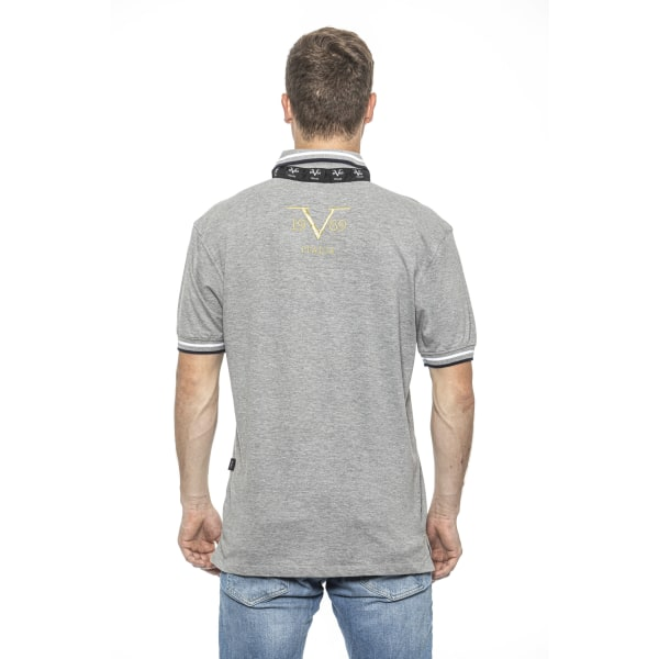 Polo grey Versace 19v69 Man