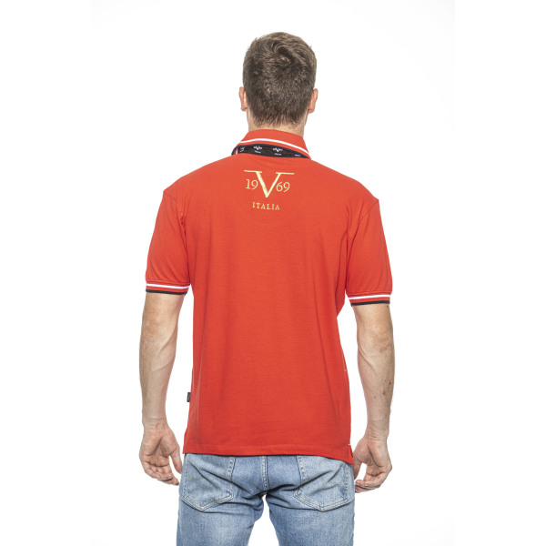 Polo Red Versace 19v69 Man