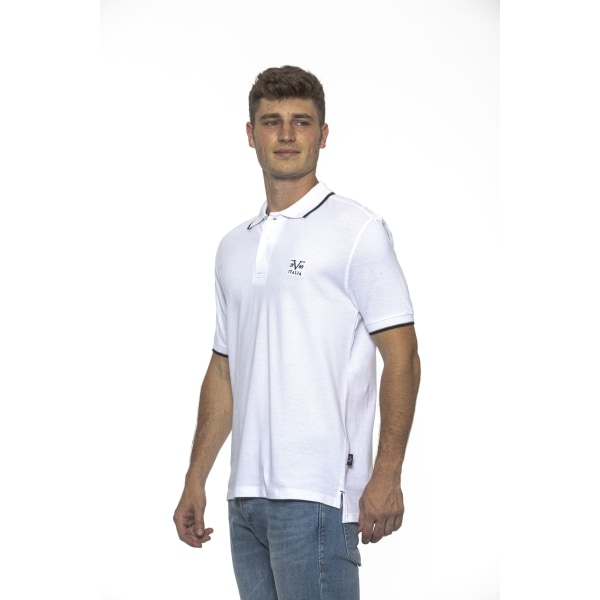 Polo White Versace 19v69 Man