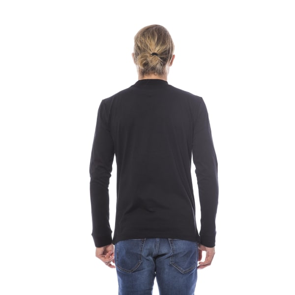 Pullover Black Verri Man L