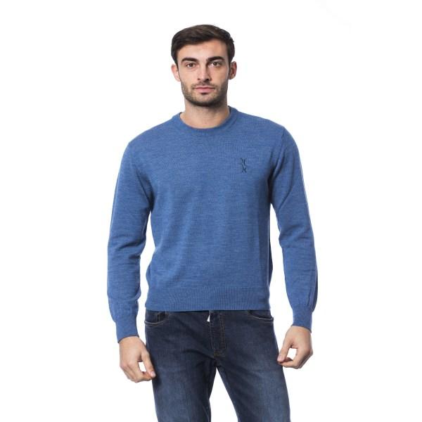 Pullover Blue Billionaire Man 3XL