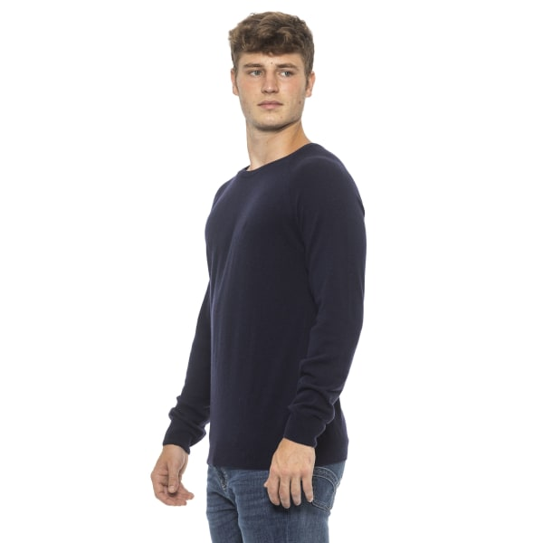 Pullover Blue Conte of Florence Man L