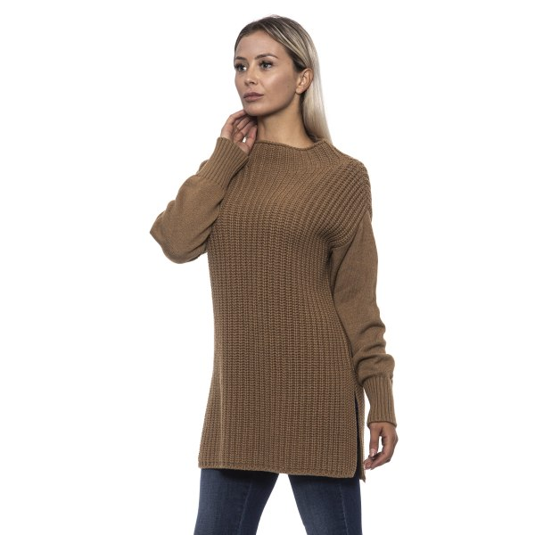 Pullover Brown Alpha Studio Woman 40