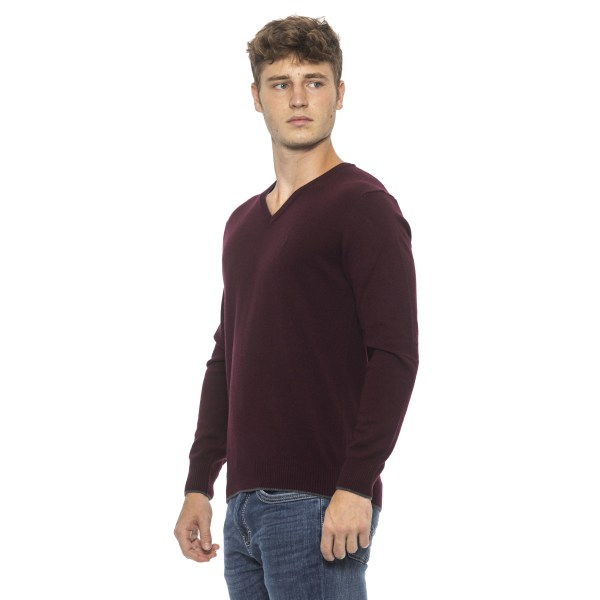 Pullover Burgundy Conte of Florence Man L