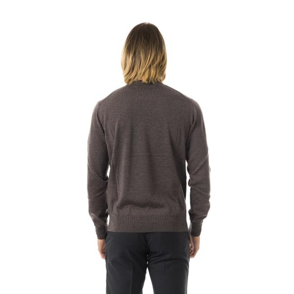 Pullover grey Uominitaliani Man XXL