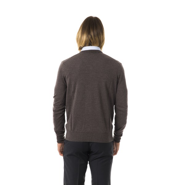 Pullover grey Uominitaliani Man L