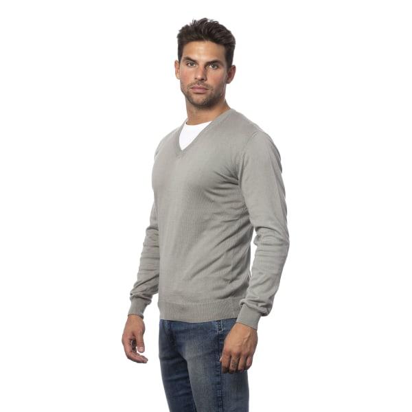 Pullover grey Verri Man 52
